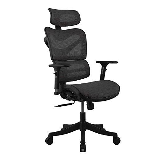 Argomax Mesh ergonomic Office Chair (EM-EC002) – Office chair