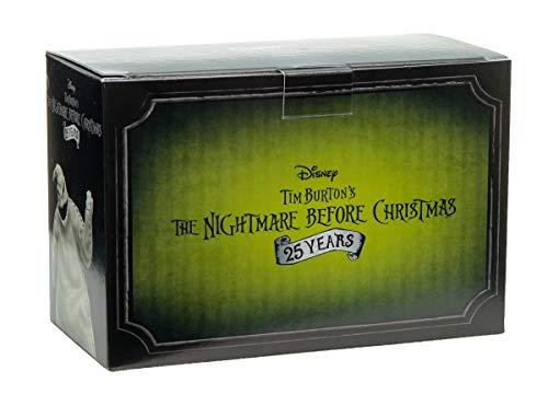 Nightmare Before Christmas Collectible Wine Glass Set (Jack & Sally) by DisneyWorld Co (Image #2)