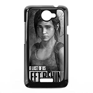 HTC One X Phone Case Black The Last of Us HJF670779
