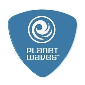 Planet Waves Duralin Guitar Picks, Medium/Heavy, 10 pack, Wide Shape