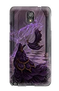 Belinda Lawson's Shop Hot 3631038K12777539 New TashaEliseSawyer Super Strong Ghost Tpu Case Cover For Galaxy Note 3