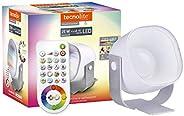 Lámpara LED Multicolor, Proyector de Luz RGB, 8 W, Incluye Control, 127 Volts, Tecnolite, 380 lm