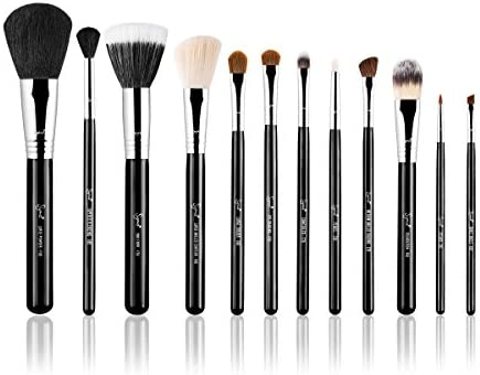 Sigma Beauty - Essential Kit - Make me Classy / Kit de 12 Brochas - Negro: Amazon.es: Belleza