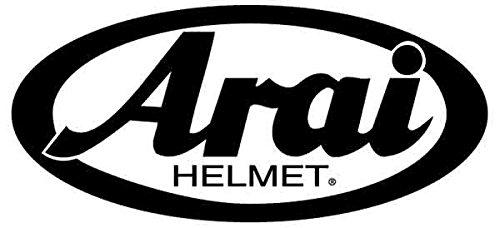 Arai Helmets Shield Cover Set for Defiant Helmet - Chronos Black 5179 ()