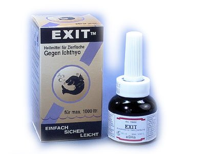 eSHa - Exit - Heilmittel - 180 ml