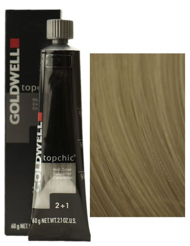 - Goldwell Topchic Hair Color, 10p Pastel Pearl Blonde, 2.03 Ounce