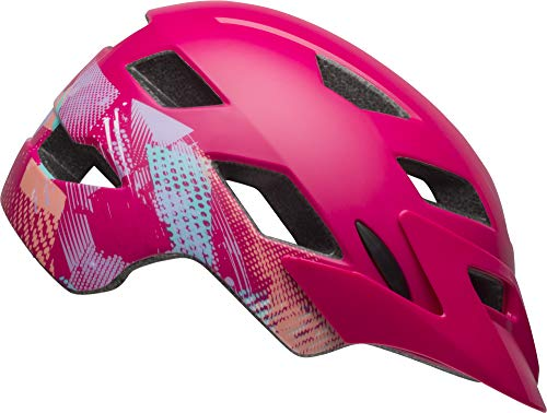 Bell Sidetrack MIPS Youth Bike Helmet (Gnarly Matte Berry (2019), One Size)