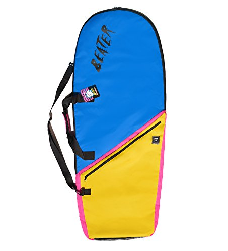 Catch Surf Catch Surf Board Bag, Blue/Yellow, One Size by Catch Surf