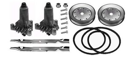 "AYP LT1000 42"" Deck Rebuild Kit Fits Sears Craftsman Mowers"