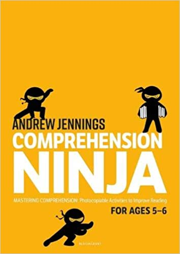 Comprehension Ninja for Ages 5-6: Amazon.es: Andrew Jennings ...