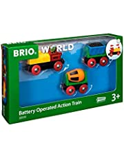 BRIO B33319 Battery Operated Action Train