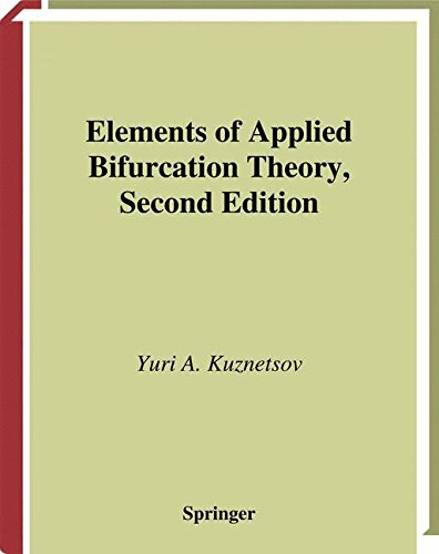 Elements of Applied Bifurcation Theory (Applied Mathematical Sciences)