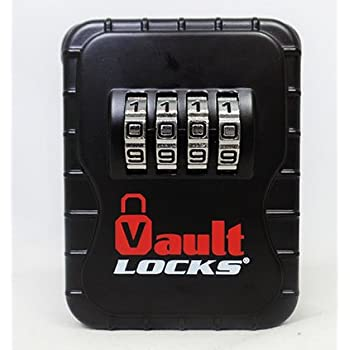 Vault Locks 3210 Wall Mount Key Storage Lock Box With Set