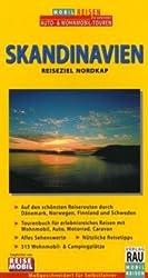 MOBIL REISEN Skandinavien: Reiseziel Nordkap. Die Grand Tour fürs Wohnmobil-Cruising, Caravaning, Auto-Touring. Dänemark, Norwegen, Finnland, Schweden