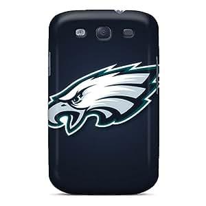 Para Galaxy S3, Diseño de moda de Philadelphia Eagles case-ujo2642tgrq