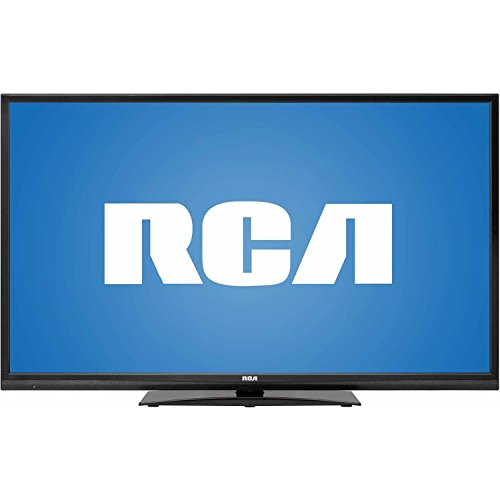 "RCA LED40G45RQD 1080p 40"" LED TV, Black"