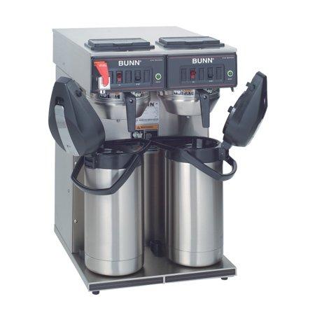 Cwtf Twin Aps (Bunn Twin Airpot Coffee Brewer -CWTF-APS-0046)