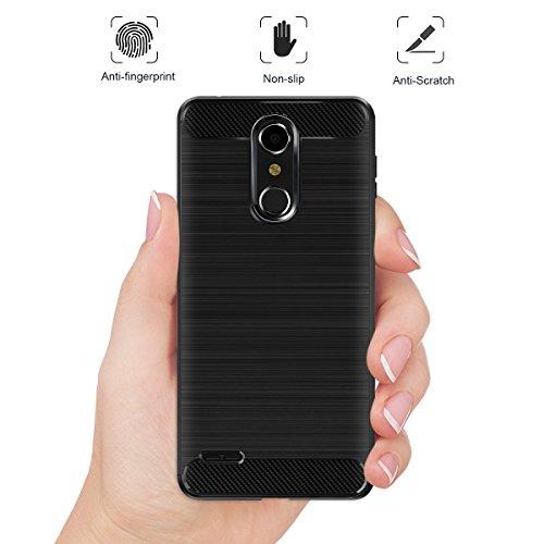 LG Aristo 2 Case,LG Tribute Dynasty/LG Aristo 3/Aristo 2 Plus/Rebel  4/Phoenix 4/LG Tribute Empire/Zone 4/Fortune 2/K8 2018/K8 Plus Case wScreen