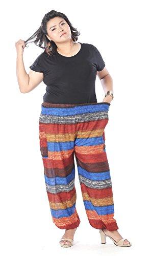 CandyHusky - Pantalón - para mujer marrón