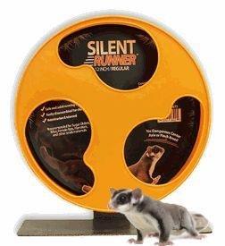 Silent Runner 12″ Regular – Pet Exercise Wheel 41Z CumJMOL