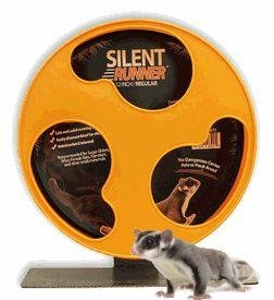 Exotic Pets Sugar Glider (Silent Runner 12