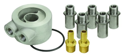 (Derale 15735 Non-Thermostatic Sandwich Adapter Kit)