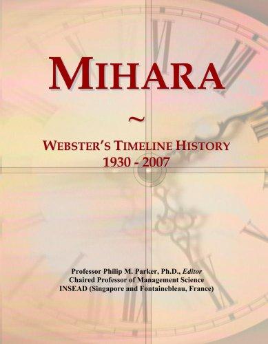 Mihara: Webster
