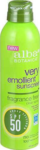 Aerosol Sunscreen - 8