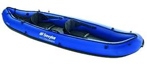 Sevylor Inflatable Colorado Canoe - Blue