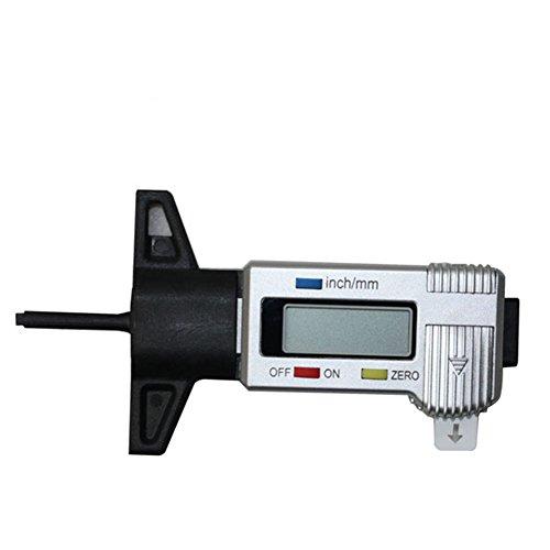 Encell Vehicle Motor Truck Handheld Digital Tread Depth Gauge