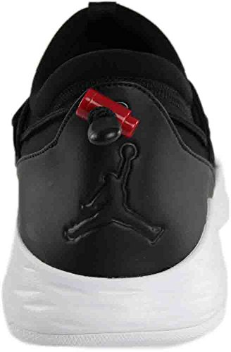 Nike Jordan Formel 23 Toggle Herre Basketball-sko 908.859 Sort / Motionsrum Rød-hvide 26lWXKe