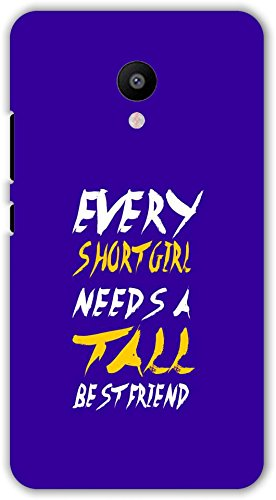 Crazy Beta Short Girl Beautiful Quotes Printed Back Amazonin
