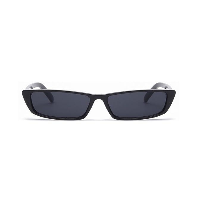 Amazon.com: Gafas de sol con montura pequeña y elegante de ...