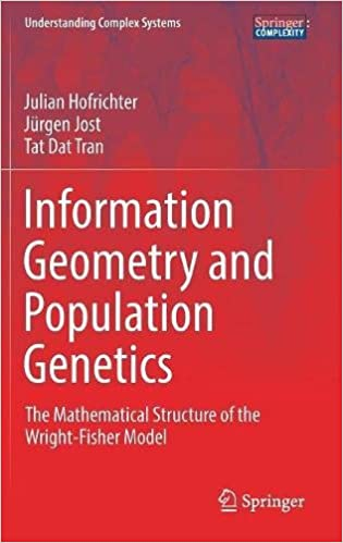 Download Information Geometry And Population Genetics The By Julian