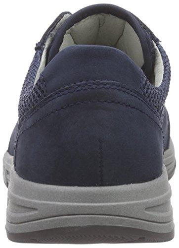 Paris Blau Sneakers Herren Haslo Jeans Denver Waldläufer x1AXnqOtq