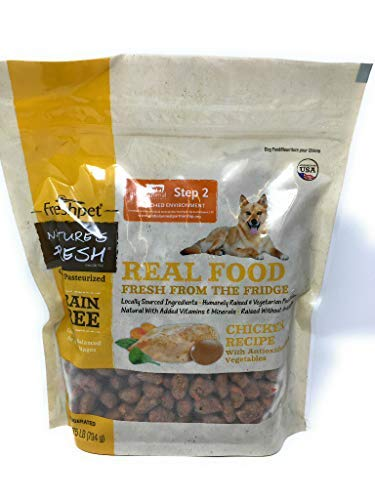Freshpet, Dog Food Nature's Fresh Chicken, 28 Ounce