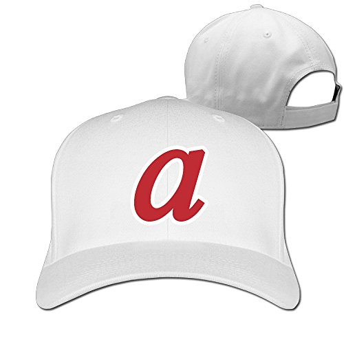 - Men Atlanta Team Retro Logo Adjustable Baseball Caps