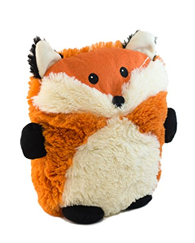 Warmies® Microwavable French Lavender Scented Plush Hooty Fox (Owl Heating Pad)