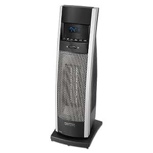 Amazon Com Bionaire Ceramic Mini Tower Heater With Lcd