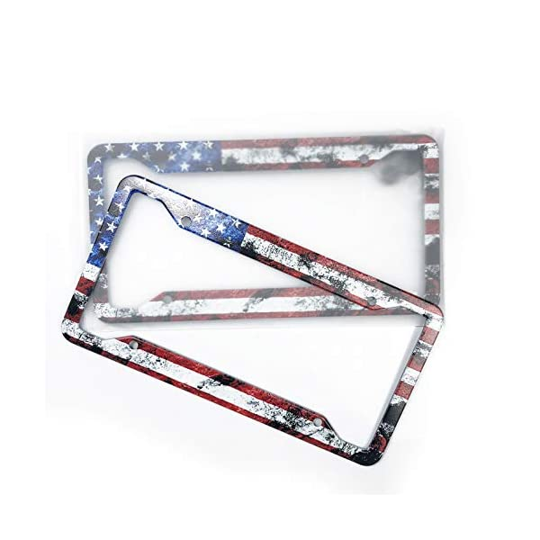 bling license plate usa