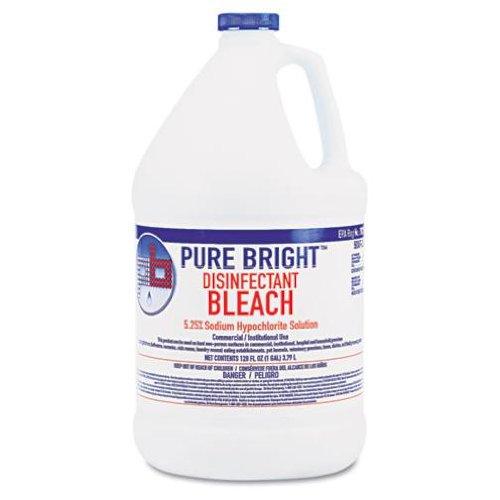 Liquid Bleach, 1gal Bottle, 6/Carton