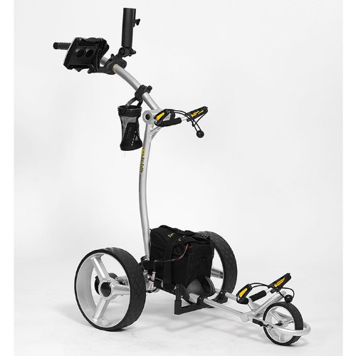 Bat Caddy X4 Electric Golf Caddy/Trolley/Cart +