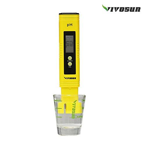 41Z KRWpC5L - VIVOSUN PH Meter Digital PH Tester Pen for Water