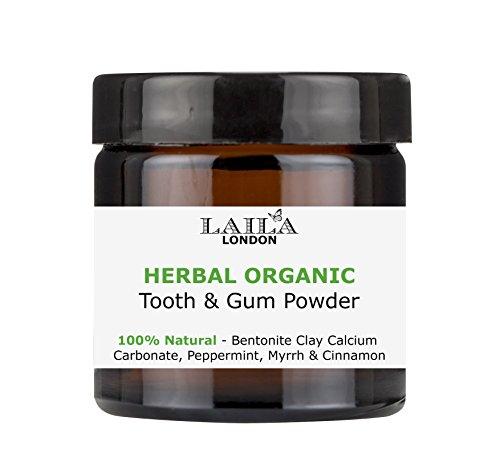 tooth-powder-gum-large-3oz-herbal-vegan-organic-extra-strength-fluoride-free-6-months-tub-natural-wh