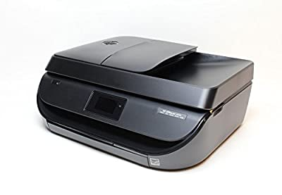HP 4650 OfficeJet Wireless All-in-One Photo Printer with Mobile Printing, Instant Ink Ready, Black (Refurbished)