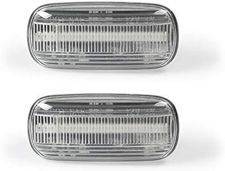 A4 B6 B7 /& Cabrio Clignotants LED compatibles avec A3 8P KLAR A6 C6 4F
