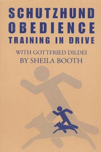 Schutzhund Obedience - Training in Drive