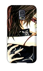 New Style GF7EKPJQEVV2HBYM Hot Vampire Knight First Grade Tpu Phone Case For Galaxy S5 Case Cover