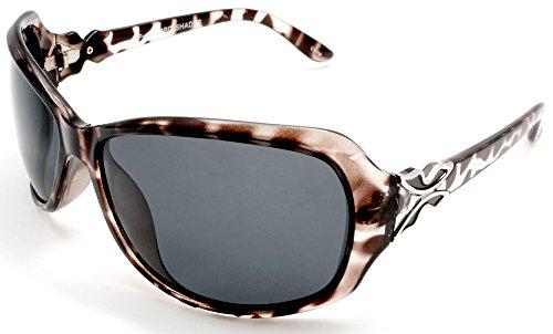 Women's Classic Polarized Fashion Sunglasses - Liz Taylor