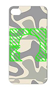 See Think Green TPU Art Design Miscellaneous For Iphone 5/5s Cover Case